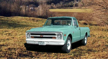 1967 1972 chevrolet pickup model differences publicscrutiny Gallery