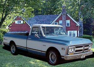 1967-1972 GMC Pickup Model Differences